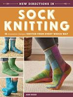 New Directions in Sock Knitting af Ann Budd