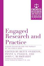 Engaged Research and Practice (Engaged Research and Practice for Social Justice in Education)