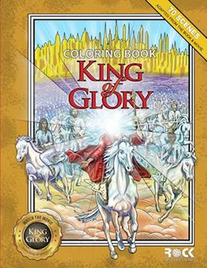 King of Glory Coloring Book