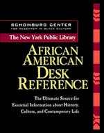 New York Public Library African American Desk Reference