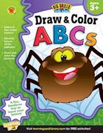 Draw & Color ABCs (Big Skills for Little Hands)