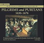 Pilgrims and Puritans (The Drama of American History Series)