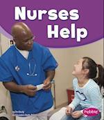 Nurses Help (Pebble Books)