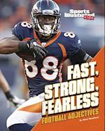 Fast, Strong, Fearless (Football Words)