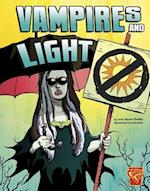 Vampires and Light (Graphic Library: Monster Science)