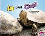 In and Out (Pebble Books Exploring Opposites)