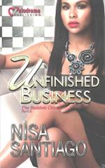 Unfinished Business (The Baddest Chick, nr. 6)