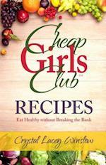 Cheap Girls Club - Recipes (Cheap Girls Club, nr. 2)