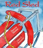 Red Sled af Patricia Thomas