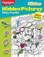 Party Puzzles af Highlights for Children