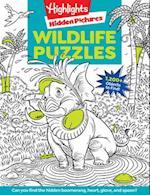 Wildlife Puzzles af Highlights for Children