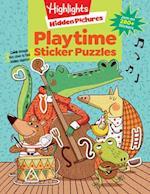Playtime Puzzles af Highlights for Children