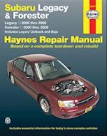 Subaru Legacy/Forester Automotive Repair Manual (Haynes Automotive Repair Manuals)