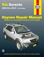 Kia Sorento Automotive Repair Manual (Haynes Automotive Repair Manuals)