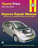 Toyota Prius Automotive Repair Manual (Haynes Automotive Repair Manuals)