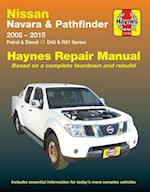 Nissan Navara/Pathfinder Automotive Repair Manual (Haynes Automotive Repair Manuals)