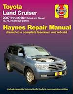 Toyota Land Cruiser Petrol & Diesel Automotive Repair Manual: 2007-2015