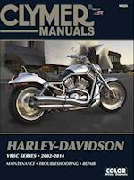 Harley-Davidson VRSC Series Repair Manual af Penton