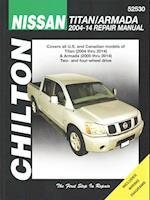 Nissan Titan/Armada Chilton Automotive Repair Manual (Haynes Automotive Repair Manuals)