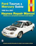 Ford Taurus & Mercury Sable Automotive Repair Manual (Haynes Automotive Repair Manuals)