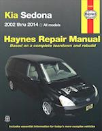 Kia Sedona Automotive Repair Manual