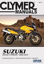Suzuki Dl-650 V-Strom Repair Manual (Haynes Clymer Motorcycle Repair Manual)