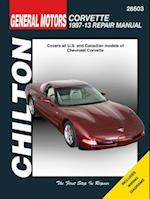 Chevrolet Corvette Chilton Automotive Repair Manual 97-13