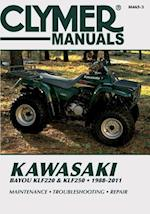 Kawasaki Bayou KLF220 & KLF250 ATV Repair Manual (Clymer Motorcycle Repair Manuals)