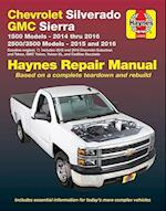 Chevrolet Silverado & Gmc Sierra Automotive Repair Manual 14-16