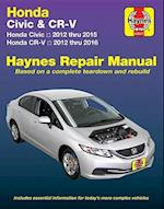 Honda Civic & CR-V Automotive Repair Manual