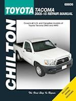 Toyota Tacoma Chilton Automotive Repair Manual 05-15