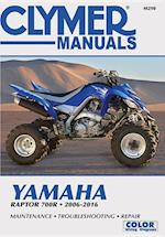 Yamaha Raptor Clymer Motorcycle Repair Manual