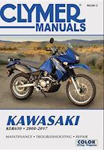 Kawasaki KLR640 Clymer Motorycle Repair Manual