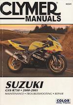 Suzuki GSX-R750 2000-05