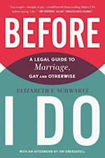 Before I Do af Elizabeth F. Schwartz