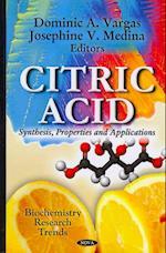 Citric Acid: