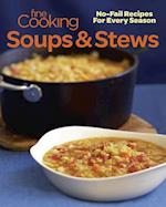 Fine cooking soups & stews (Fine Cooking)