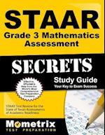 STAAR Grade 3 Mathematics Assessment Secrets (Mometrix Secrets Study Guides)