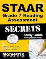 STAAR Grade 7 Reading Assessment Secrets