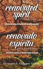 Renovated Spirit for Sharing af Fernando S. Gallegos-Garcia