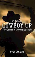 It's Time to Cowboy Up: The Demise of the American Male