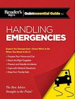 Reader's Digest Quintessential Guide to Handling Emergencies af Reader's Digest