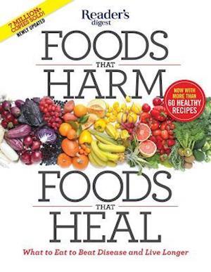 Bog, paperback Foods That Harm, Foods That Heal af Reader's Digest Association