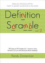 Definition Scramble, Volume 2 af Randy Zimmerman