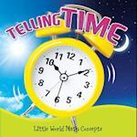 Telling Time af Ann Matzke