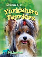 Let's Hear It for Yorkshire Terriers (Dog Applause)