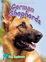 Let's Hear It for German Shepherd (Dog Applause)