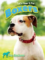 Let's Hear It for Boxers (Dog Applause)