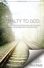 Loyalty to God af William Telfer