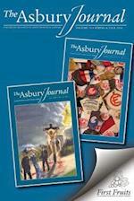 The Asbury Journal Volume 71 2016